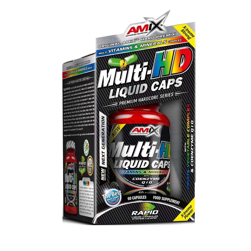 Amix Multi-HD Liquid 60 caps.