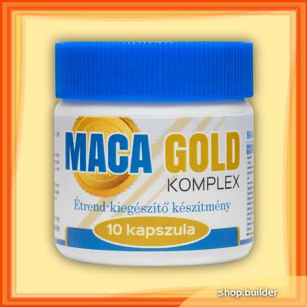 Netamin Maca Gold 10 caps.