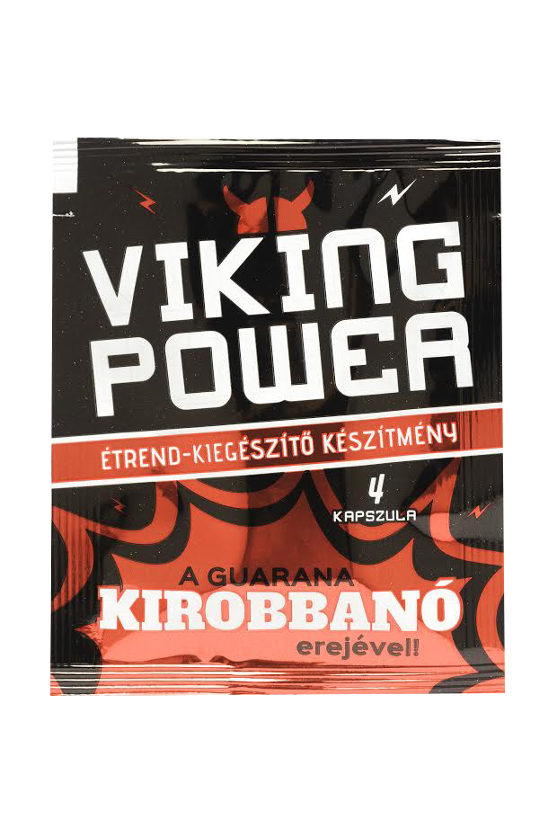 Netamin Viking Power 4 caps.