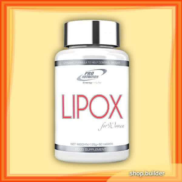 Pro Nutrition Lipox Woman 90 tab.