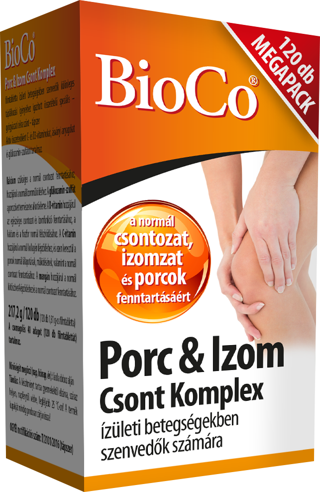 BioCo Cartilage Muscle Bone Complex 120 tab.