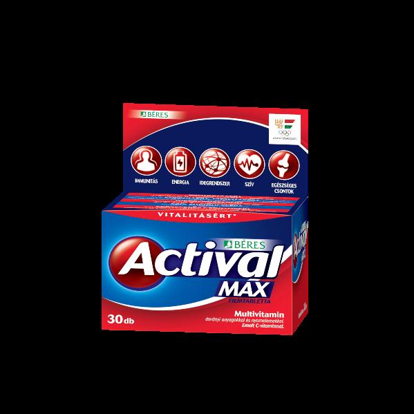 Beres Actival Max 30 tab.