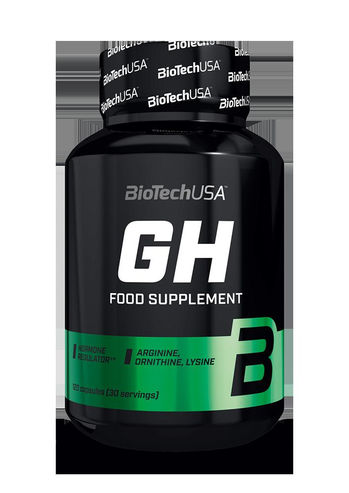 BioTech USA GH Hormon Regulator 120 caps.