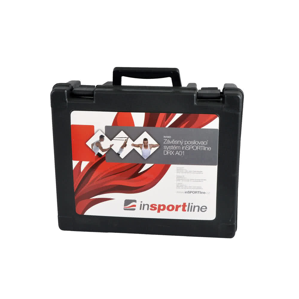 Insportline DRX suspended amplifier