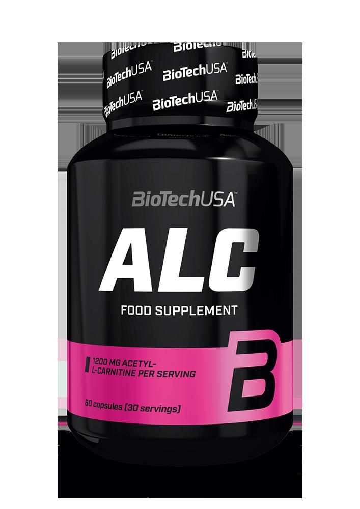 BioTech USA ALC 60 caps.