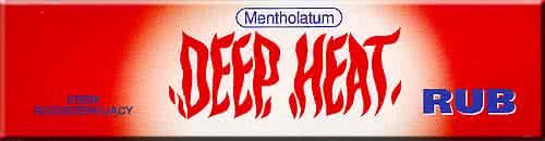 Alte produse Deep Heat Cream 67 gr.
