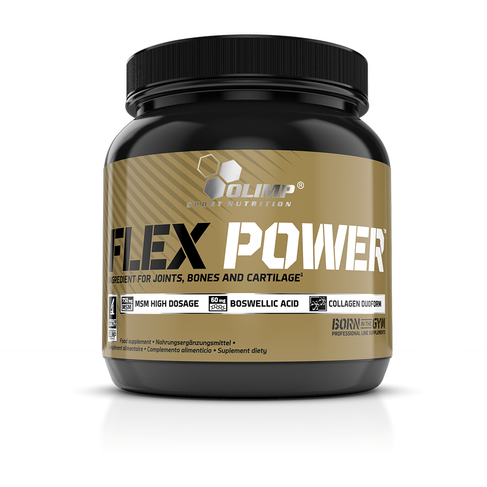 Olimp Sport Nutrition Flex Power 504 gr.
