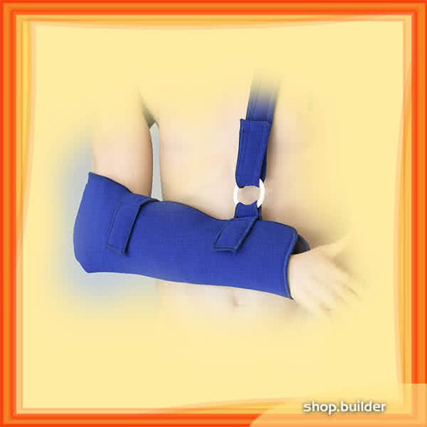 Medi-Fix Arm support girth with crosswise fastener buc