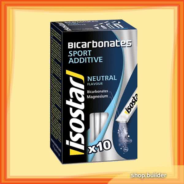Isostar Bicarbonates (Lactic acid stopper) 5x20 g