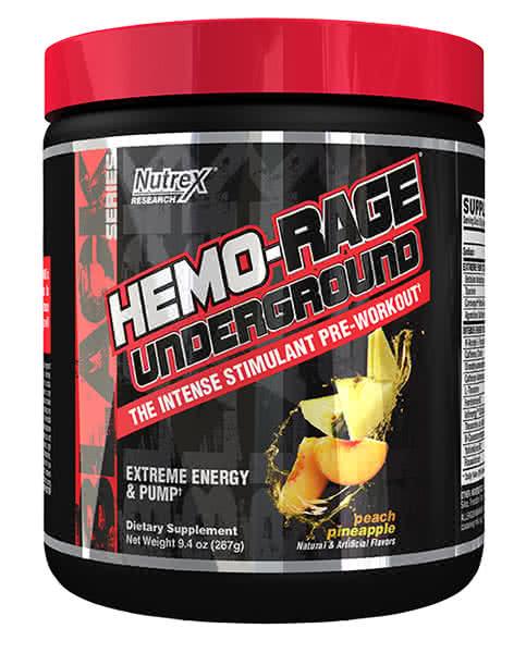 NutreX Hemo-Rage Underground 243 gr.