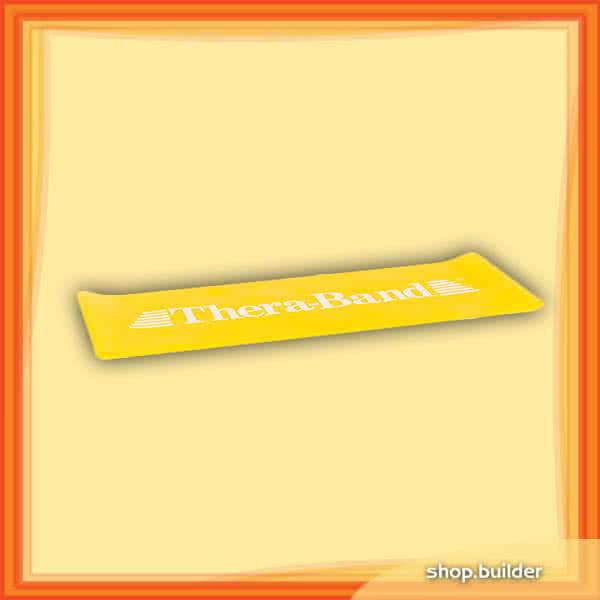 Thera Band Resistance loop band 20,5 cm, weak