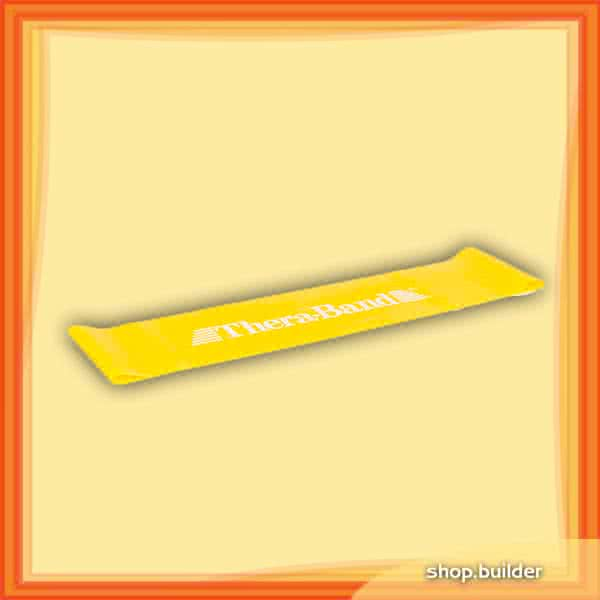Thera Band Resistance loop band 45,5 cm, weak
