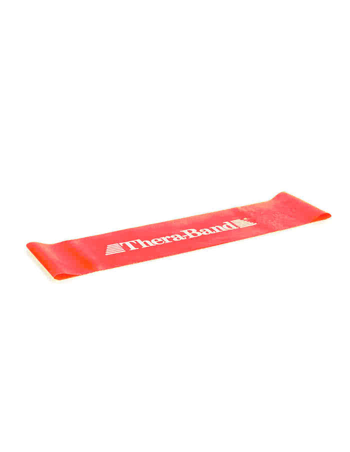 Thera Band Resistance loop band 30,5 cm, medium