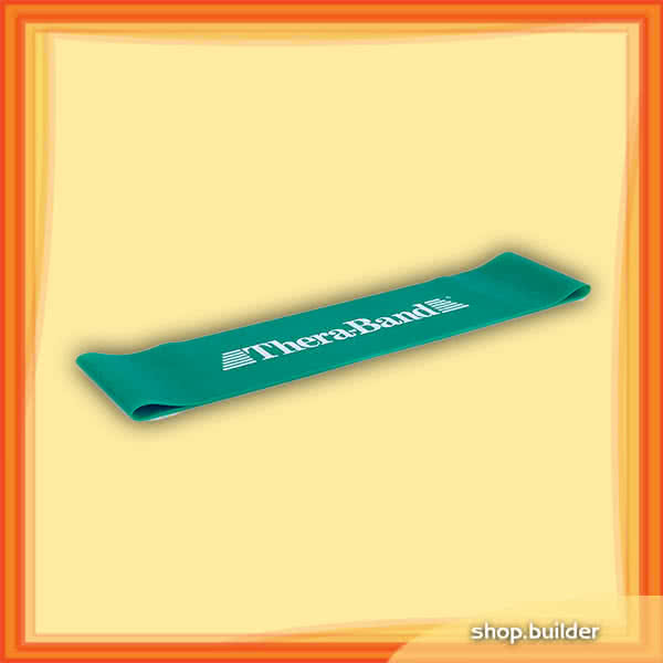Thera Band Resistance loop band 30,5 cm, strong