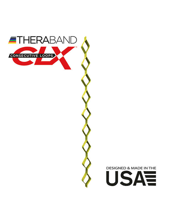 Thera Band Theraband CLX 2,2 m, weak