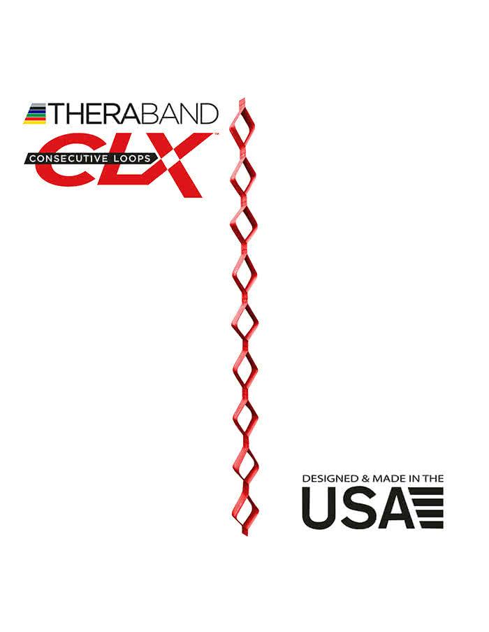 Thera Band Theraband CLX 2,2 m, medium
