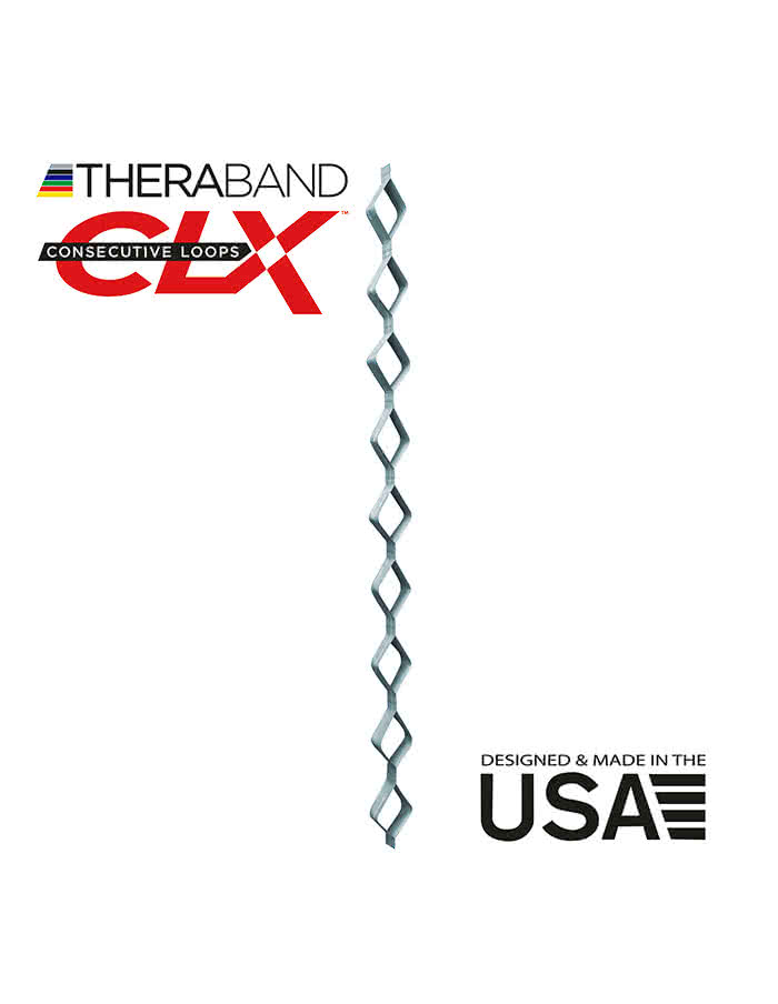 Thera Band Theraband CLX 2,2 m, extreme strong