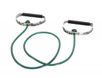 Thera Band Resistance Tubing With Hard Handles 140cm, strong