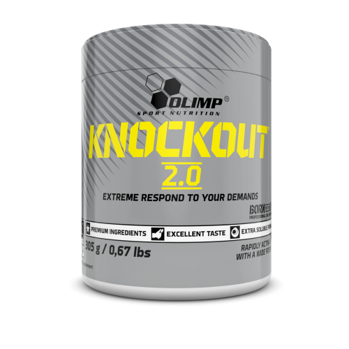 Olimp Sport Nutrition Knockout 2.0 305 gr.