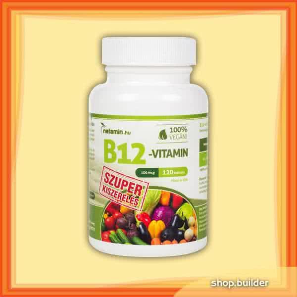 Netamin Vitamin B12 120 tab.