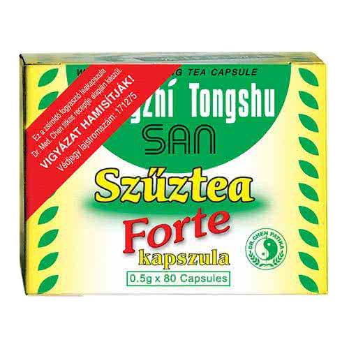 Dr. Chen SAN Jiangzhi Tongshu Forte 80 caps.
