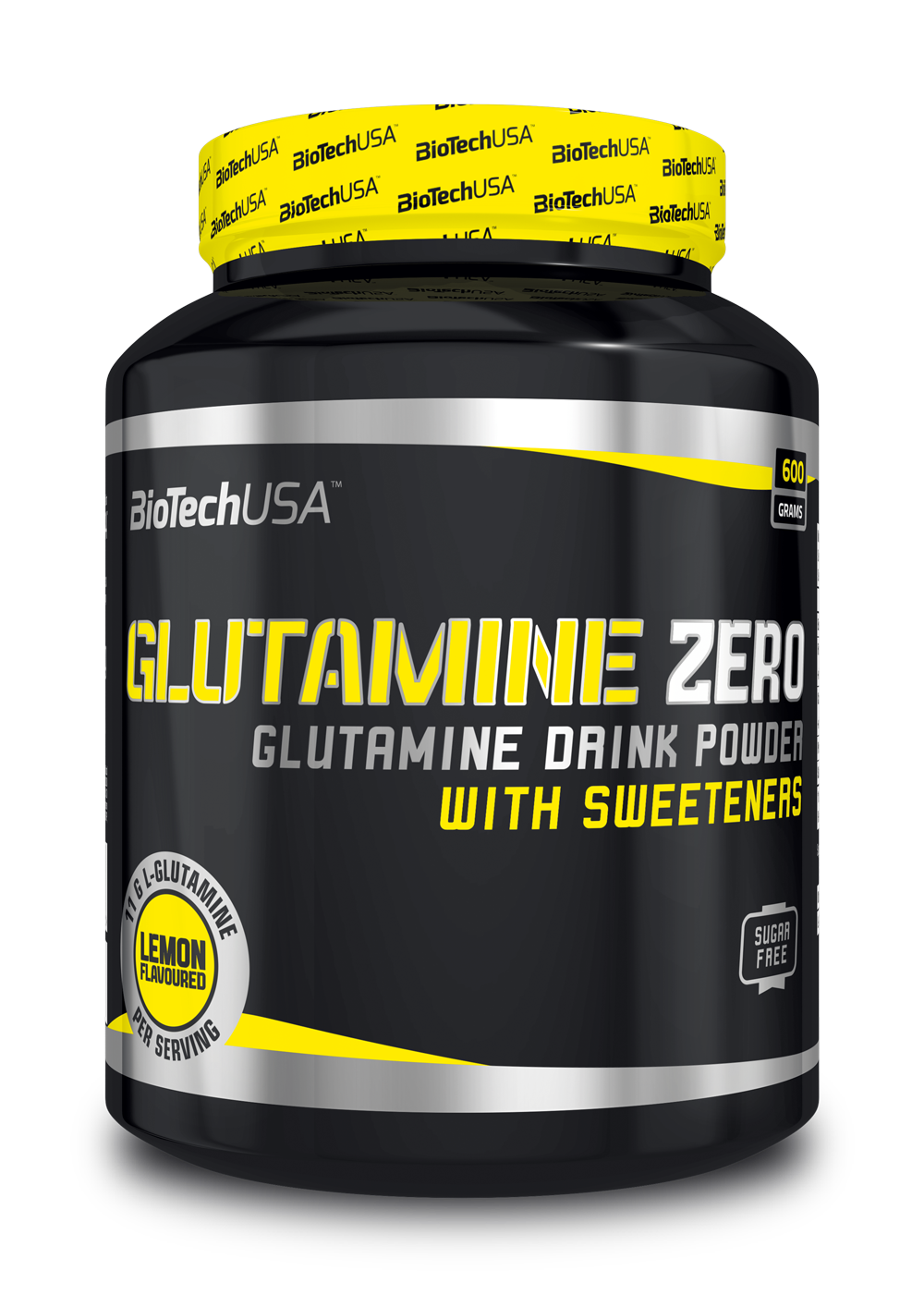 BioTech USA Glutamine Zero 600 gr.