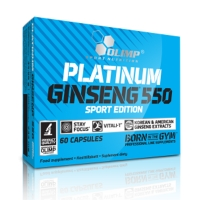 Olimp Sport Nutrition Platinum Ginseng Sport Edition (60 caps.)