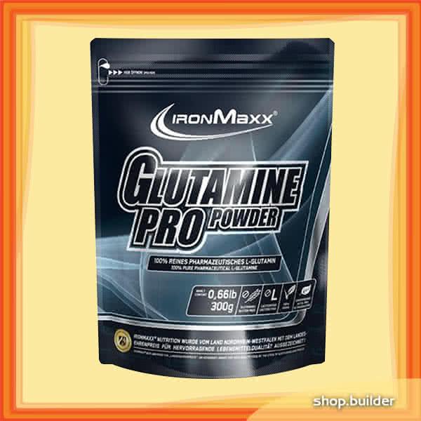 IronMaxx Glutamin Pro 300 gr.