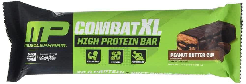 MusclePharm Combat XL High Protein Bar 90 gr.