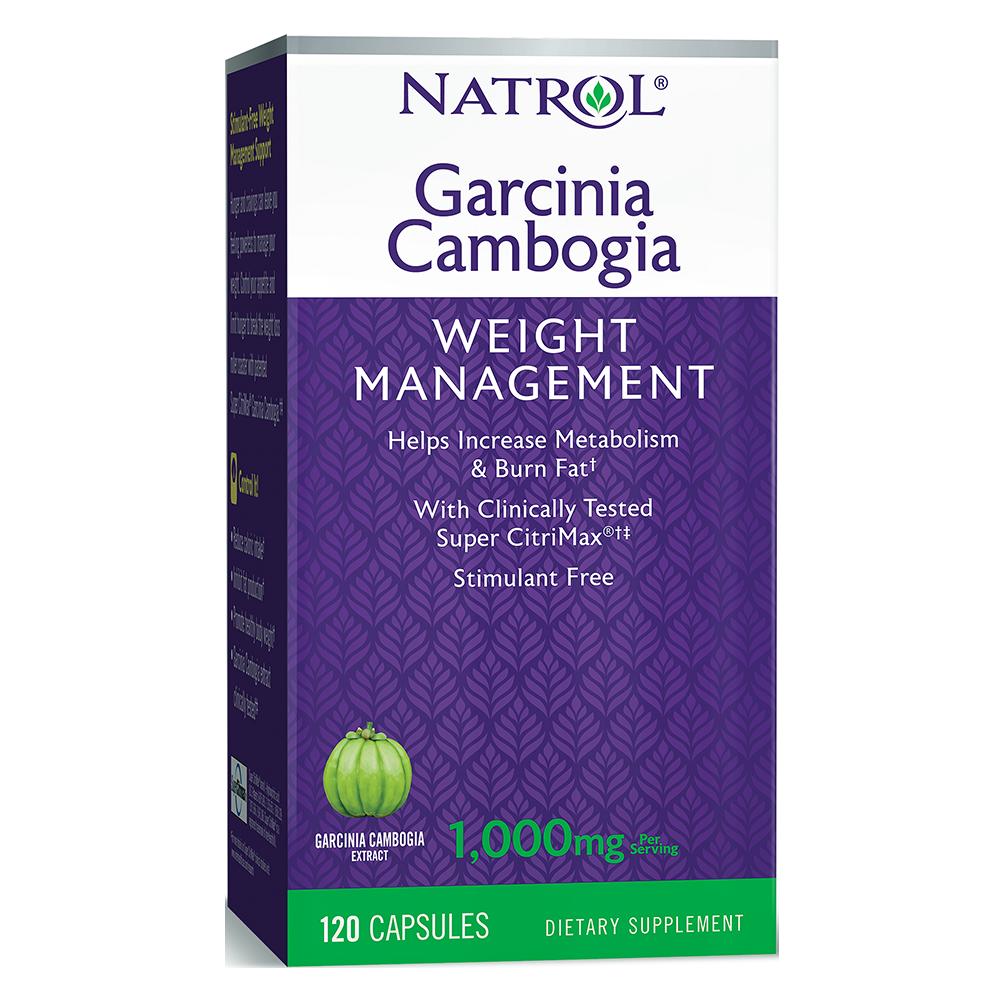 Natrol Garcinia Cambogia Extract 120 caps.