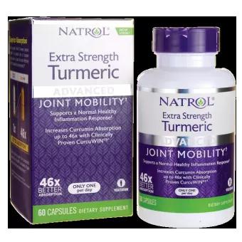 Natrol Turmeric Extra Strength 60 caps.