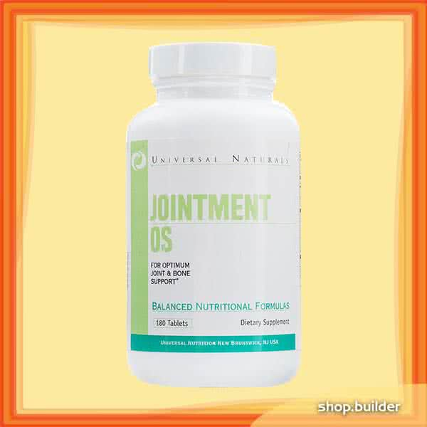 Universal Jointment OS 180 tab.