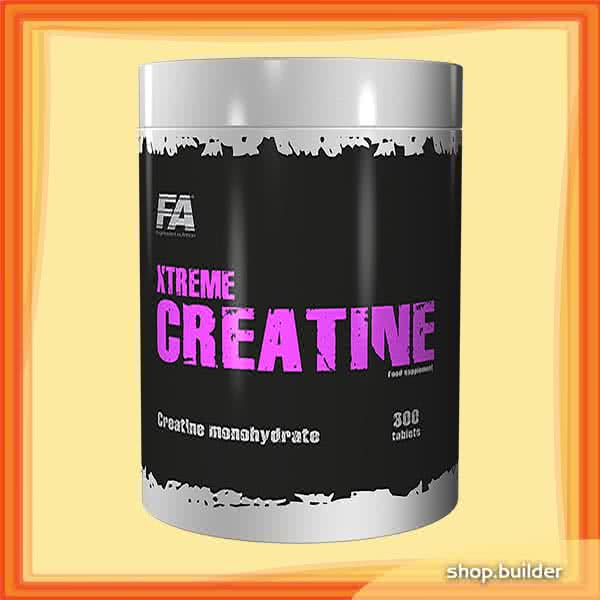 Fitness Authority Xtreme Creatine Tabs 300 tab.