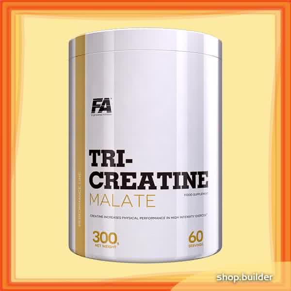 Fitness Authority Tri-Creatine Malate 300 gr.