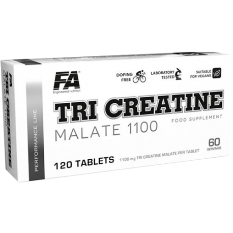 Fitness Authority Tri-Creatine Malate 1100 120 tab.