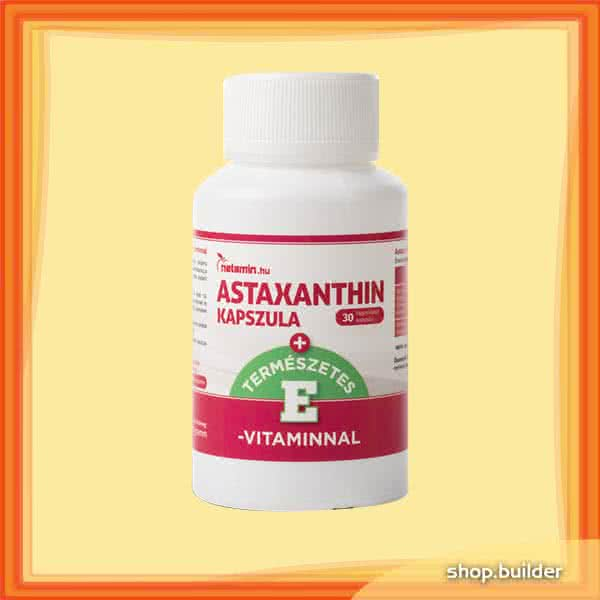 Netamin Astaxanthin 30 caps.