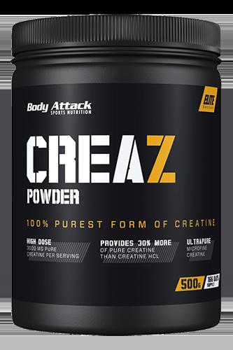 Body Attack CreaZ 500 gr.