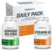 BioTech USA Spring vitamin stack (set)