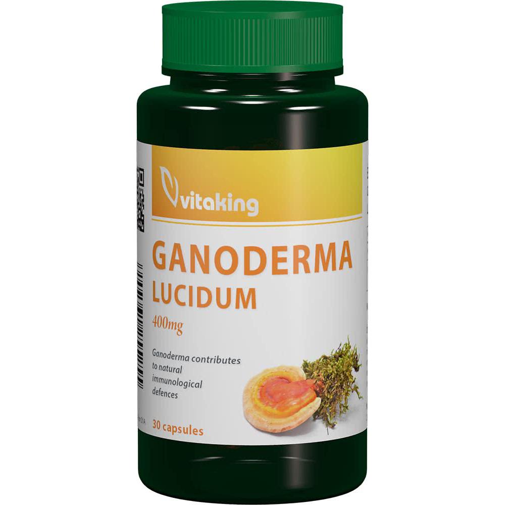 VitaKing Ganoderma lucidum 60 caps.