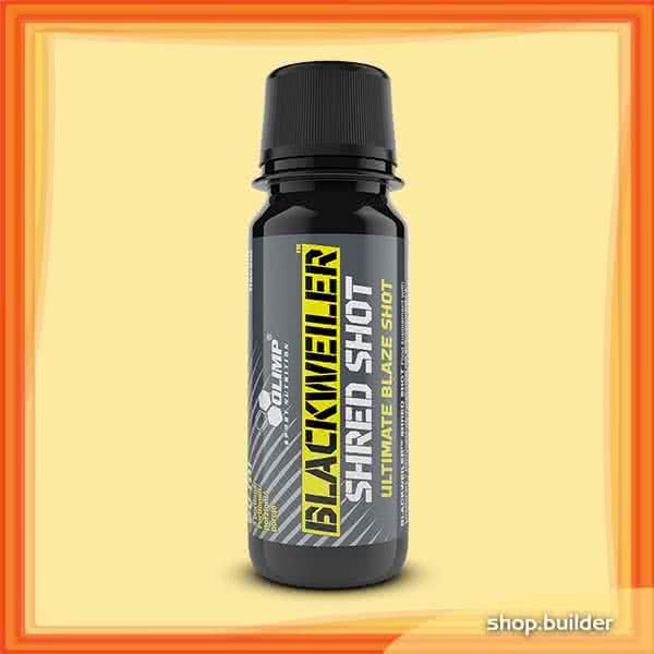 Olimp Sport Nutrition Blackweiler Shred Shot 60 ml.