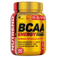 Nutrend BCAA Energy Mega Strong Powder (500 gr.)
