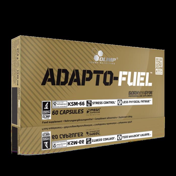 Olimp Sport Nutrition Adapto-fuel 60 caps.