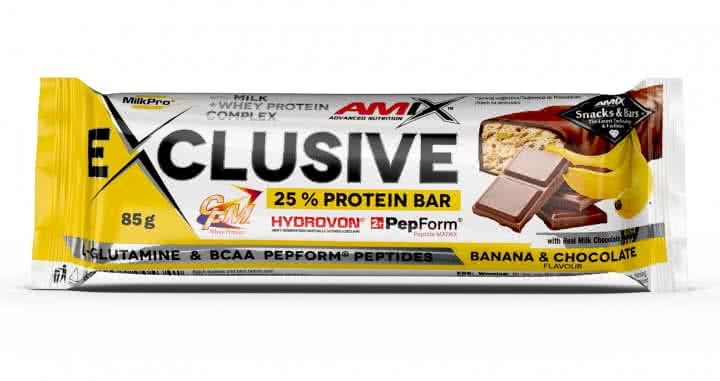 Amix Exclusive Protein Bar 85 gr.