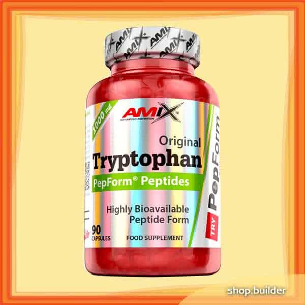 Amix PepForm Tryptophan 90 caps.