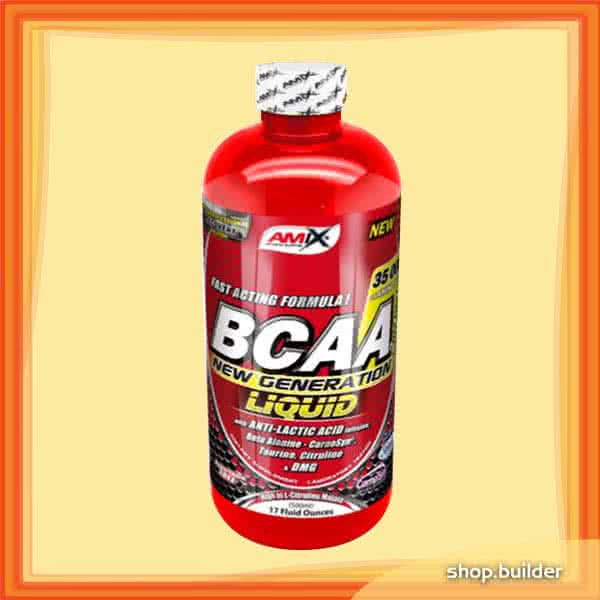 Amix BCAA New Generation liquid 1 lit.