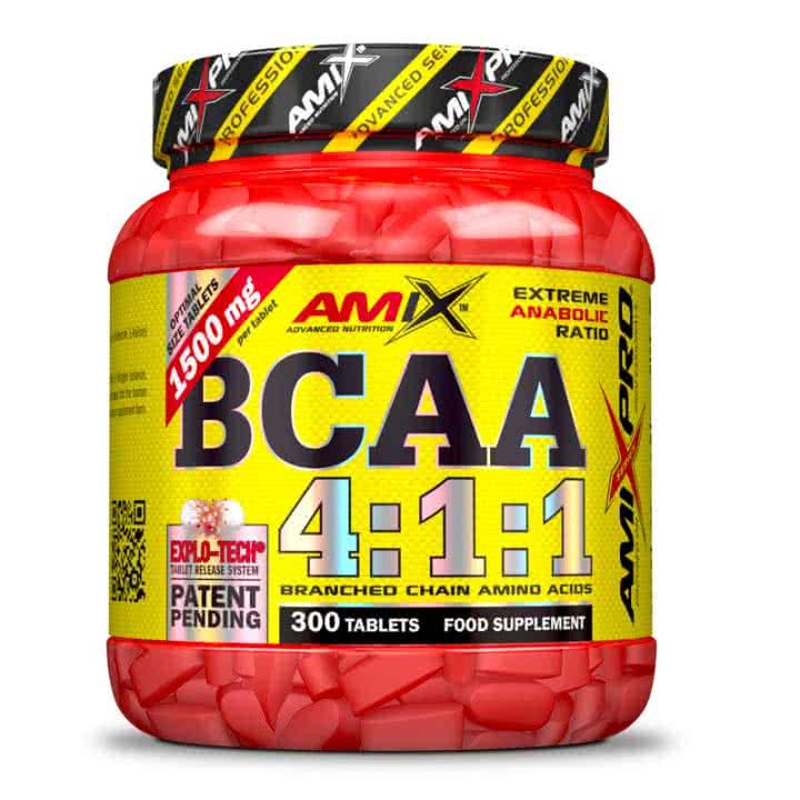 Amix BCAA 4:1:1 300 tab.