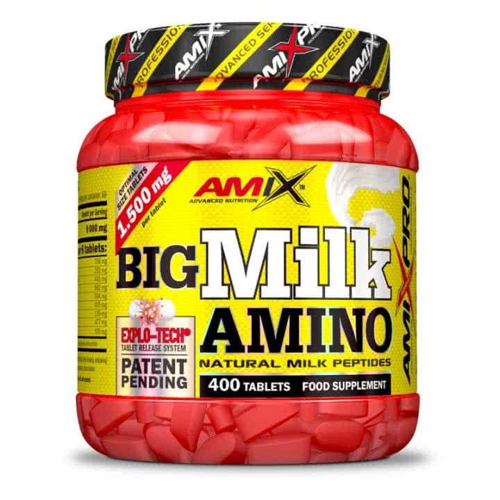 Amix Big Milk Amino 400 tab.