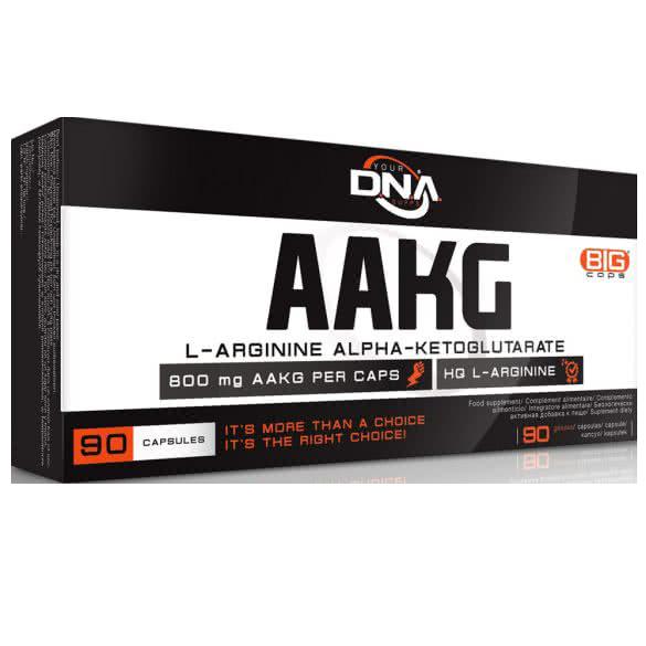 DNA AAKG 90 caps.