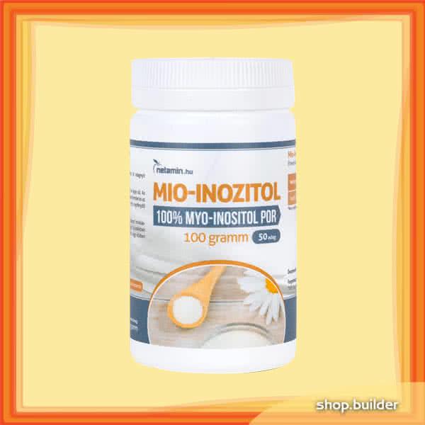 Netamin Myo-Inositol 100 gr.