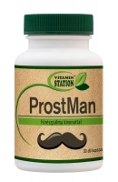 Vitamin Station ProstMan (30 caps.)